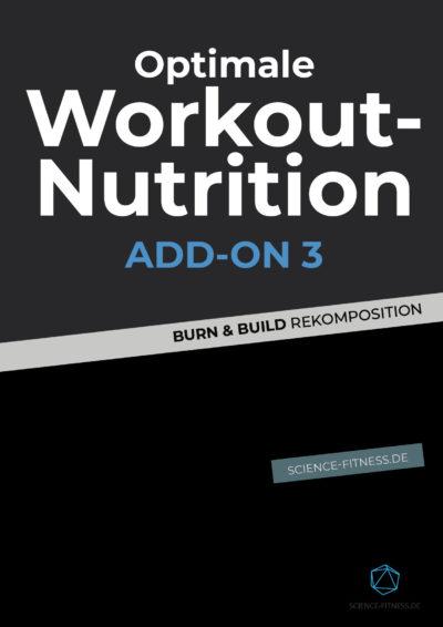 Addon 3: Die optimale Workoutnutrition