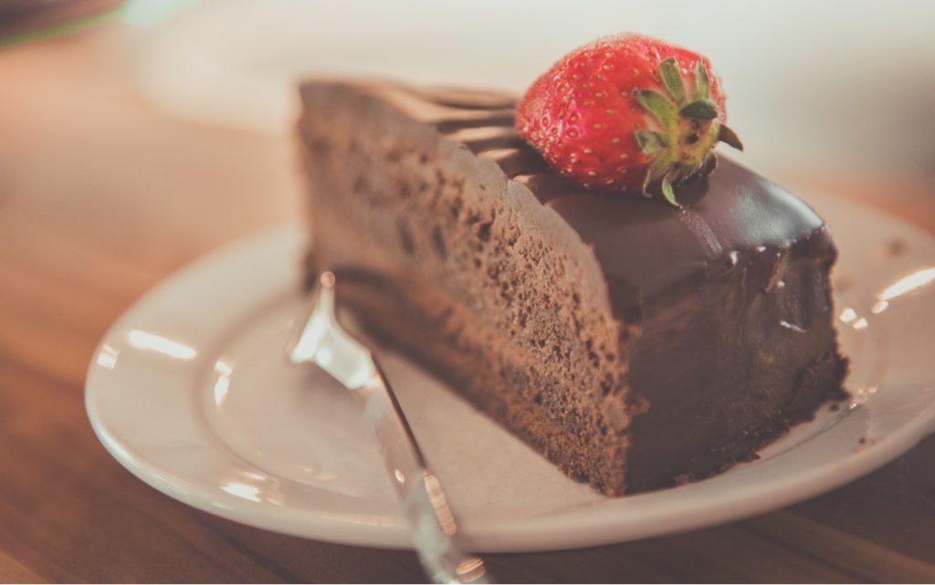 Macht dieser Kuchen wirklich deine Diät zunichte?